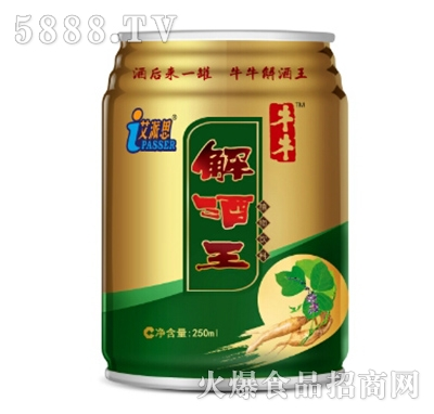 牛牛解酒王250ml