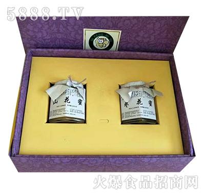 北国蜜语枣花蜜礼盒