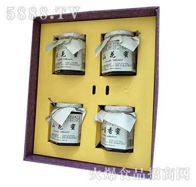 北国蜜语蜂蜜礼盒