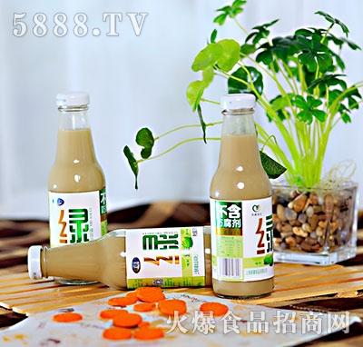 燕塞光绿豆沙饮品精美图275ml