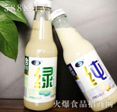 燕塞关豆奶+绿豆沙饮品275ml