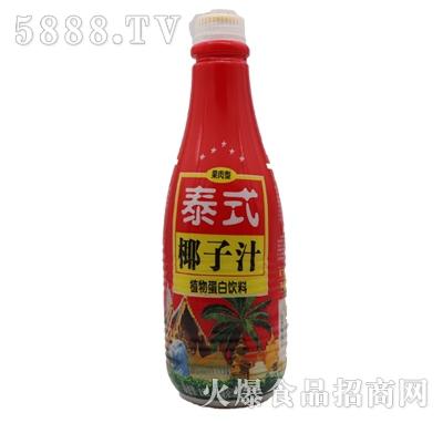 果肉型泰式椰子汁