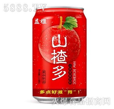 益雅山楂多山楂果味饮料310ml