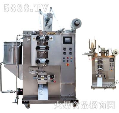 KB-240液体、粘稠体高速全自动包装机产品图