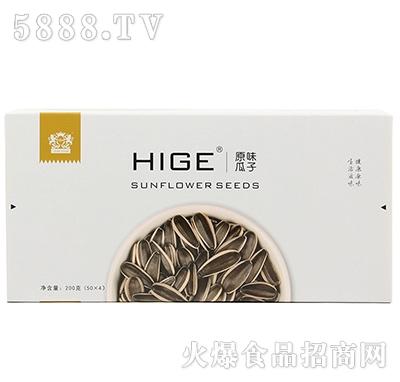 HIGE原味瓜子200g