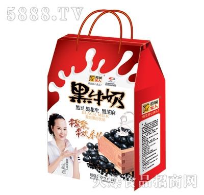 黑牛奶250mlx16盒