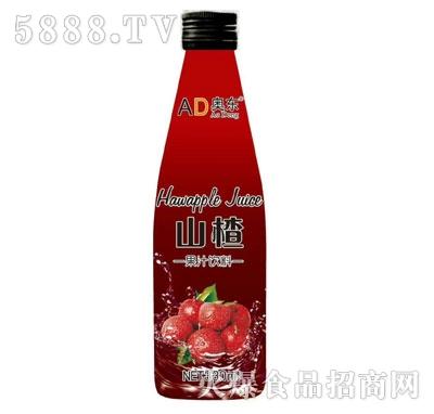 奥东山楂果汁饮料330ml