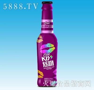炫吻能量饮料草莓味275ml瓶