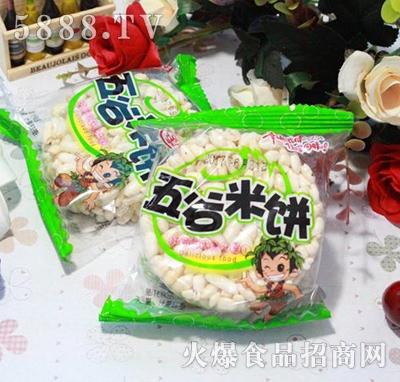 冀盛五谷米饼