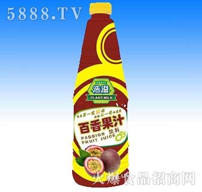 浩溢百香果汁1.5L