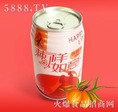 280ML易拉罐沙棘汁