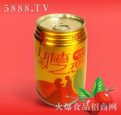 280ML易拉罐山楂汁