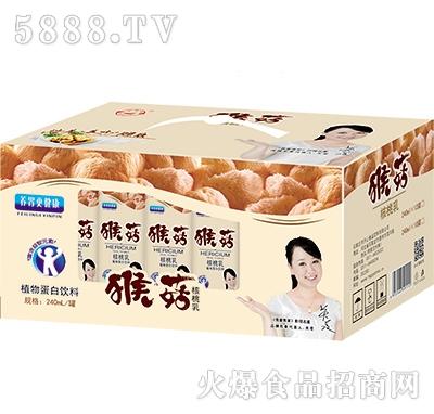 猴菇植物蛋白饮料240mlx10罐