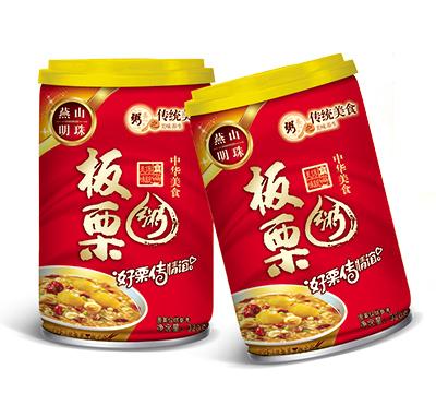 中华美食板栗粥
