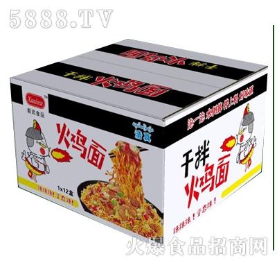 毅武干拌火鸡面1x12盒