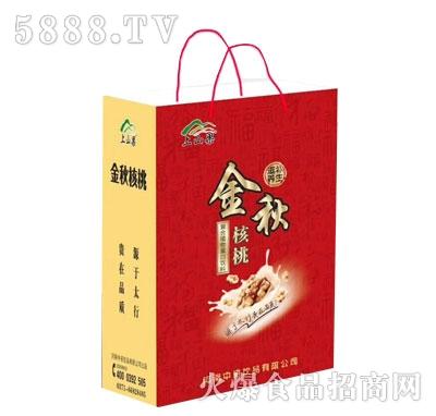 上山果金秋核桃植物蛋白饮料(袋)