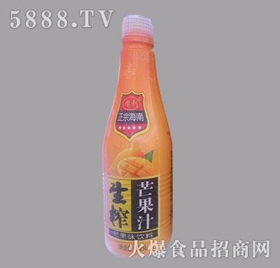 椰利生榨芒果1.25L