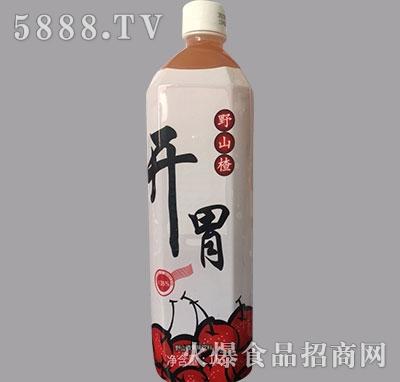 仁和食疗开胃野山楂果汁1L