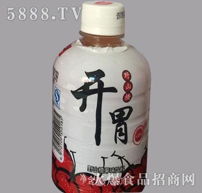 仁和食疗开胃野山楂果汁350ml