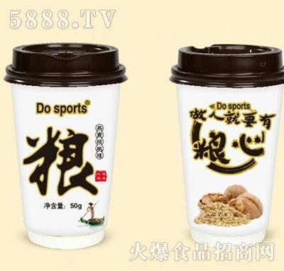 粮心奶茶燕麦核桃味50g