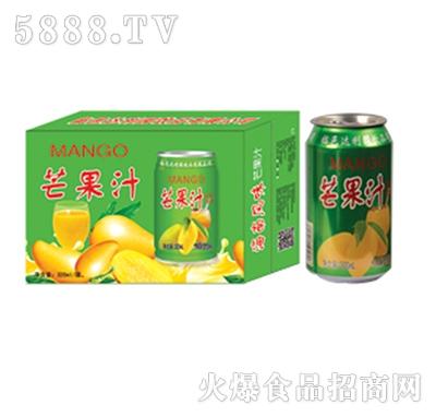 达利园饮品芒果果汁饮料箱装