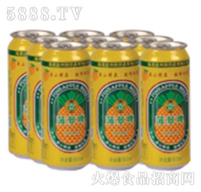 达利园饮品菠萝啤罐装