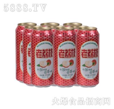 达利园饮品老荔枝果汁饮料罐装