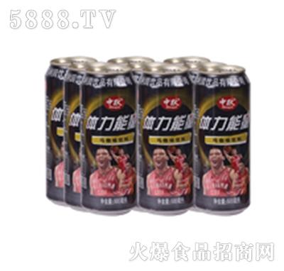 达利园饮品体力能量罐装