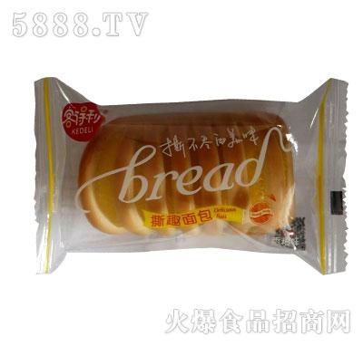 客得利撕趣面包(袋)