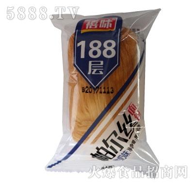 禧味帕尔丝面包椰奶味