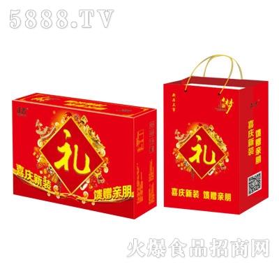 正吉植物饮料(礼盒)