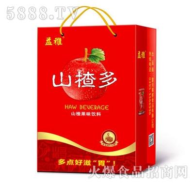 益雅山楂多果汁饮料(袋)