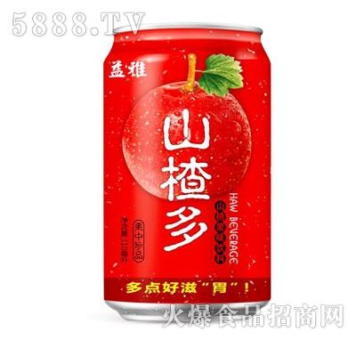 益雅山楂多果汁饮料