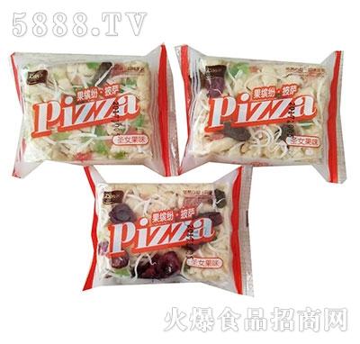 果缤纷披萨圣女果味