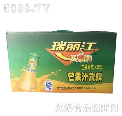 瑞丽江芒果汁饮料(箱)