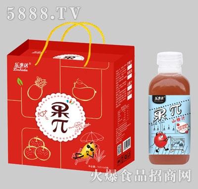 乐事达果派山楂汁礼盒