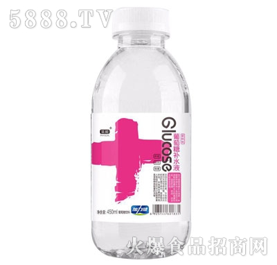 加力健葡萄糖补水液蜜桃味
