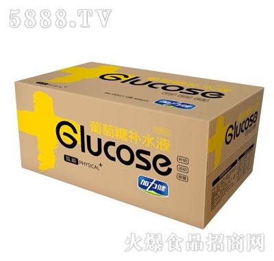 加力健葡萄糖补水液柠檬味(箱)