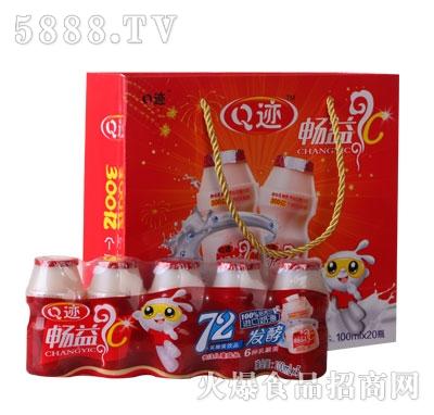 Q迹畅益发酵乳酸菌饮料(礼盒)