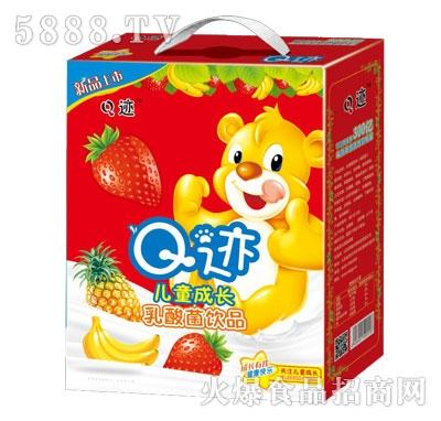 Q迹儿童成长乳酸菌饮品(箱)