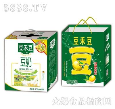 豆禾豆豆奶(袋)