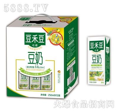 豆禾豆豆奶250mlx12