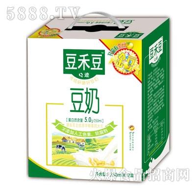 豆禾豆豆奶250mlx12盒