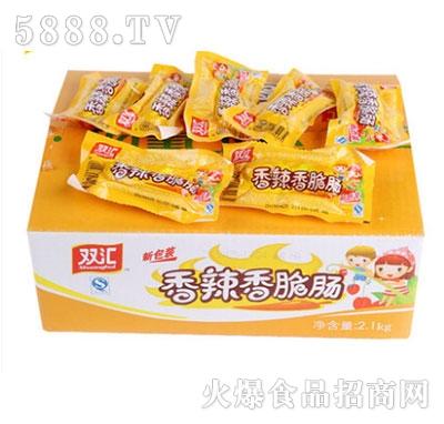 双汇香辣香脆肠35gx60袋