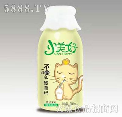 小美好乳酸菌奶380ml(瓶装)