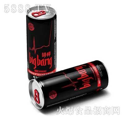 big-bang含气瓜拉纳复合果味饮料250ml(两罐)