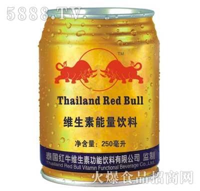 红牛维生素能量饮料250ml