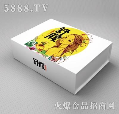 舒腹膳食纤维黄)礼盒装产品图