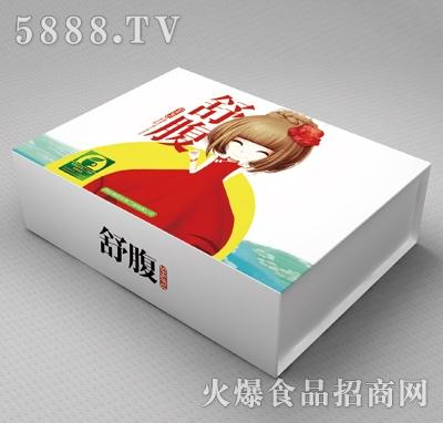 舒腹膳食纤维(红)礼盒装产品图