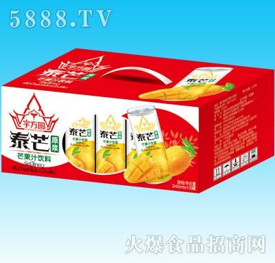 宇方圆泰芒芒果汁